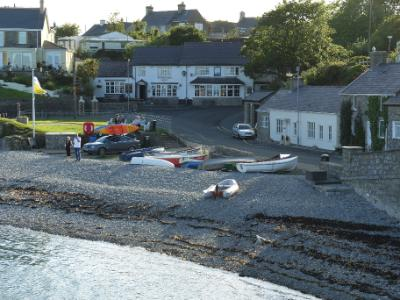 Anglesey-Moelfre Beach