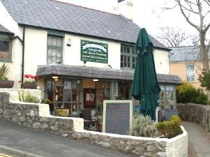 Ann's Pantry in Moelfre
