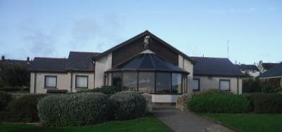 The RNLI Gwylfan Moelfre Seawatch Centre
