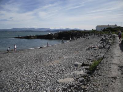 Moelfre Second Beach