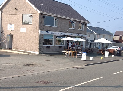 Anglesey-Hidden-Gem.com - Moelfre - The Coastal Café Fish & Chip Shop
