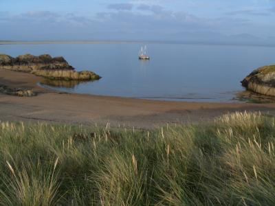 Llanddwyn Island Beach - Anglesey Coastal Path