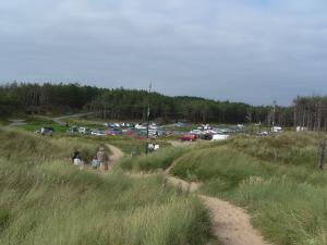 Newborough Forest Llanddwyn Beach Car Park