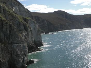 North Stack Beautfiful Rocky Coastline - Anglesey Hidden Gem