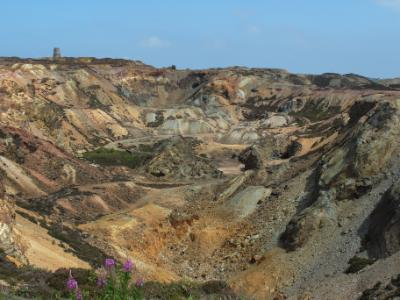 Mynydd Parys Copper Mine at Copper Kingdom Amlwch