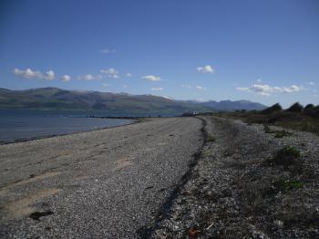 Penmon Beach, Anglesey
