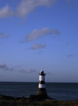 Penmon Lighthouse. Anglesey Hidden Gem