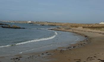 Porth Nobla Beach