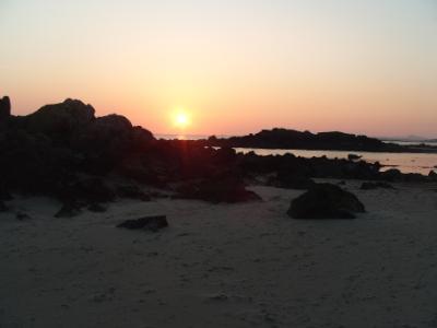 Porth Nobla Sunset