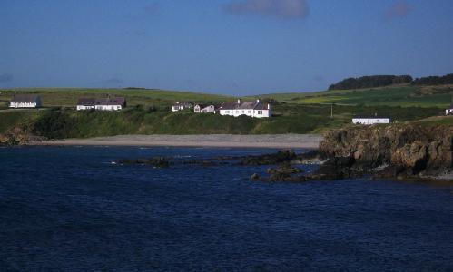 Porth Trwyn Anglesey Beach