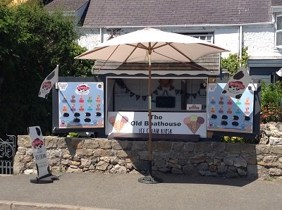 Red Wharf Bay - Boat House Ice Cream Kiosk
