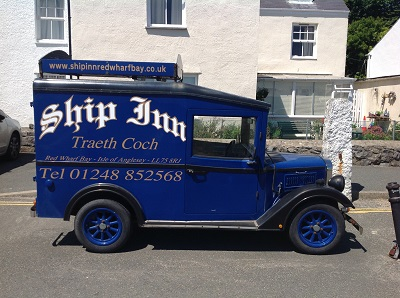 www.anglesey-hidden-gem.com - The Ship Inn at Red Wharf Bay