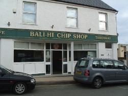 Rhosneigr Bali-Hi Chip Shop