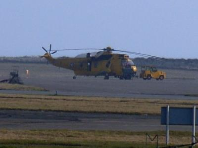 RAF Valley Search & Rescue