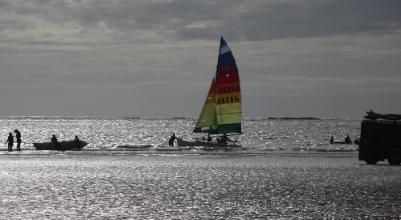Anglesey Sailing