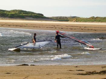 Anglesey Windsurfing