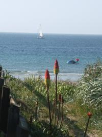Sandy Beach on Anglesey's West Coast