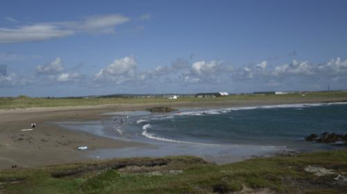 Silver Bay Beach View - Anglesey