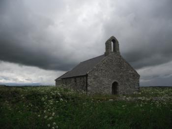 The Church of St Mary Tal y Llyn - Near Gwalchmai on Anglesey