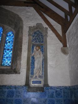 St Patricks Church Cemaes