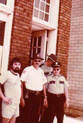 Me and the Police in Midwest USA