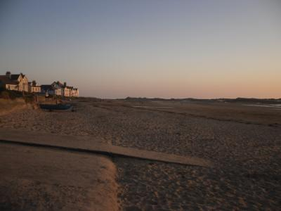 Rhosneigr's Beautiful Village Beach