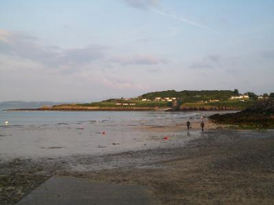 Traeth Buchan Beach on Anglesey's Eastern Coastline