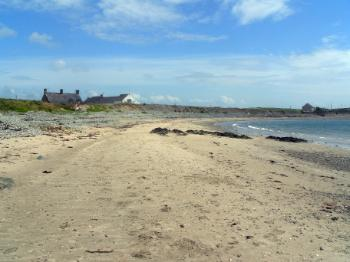 Trefadog Beach on the Anglesey West Coast