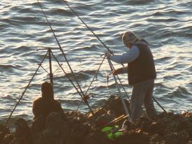 Aberffraw Ty Croes Fishing