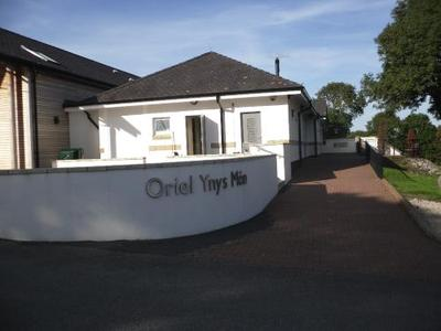 Oriel Mon in Llangefni on Anglesey